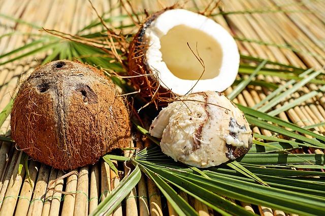 ココナッツの中身
